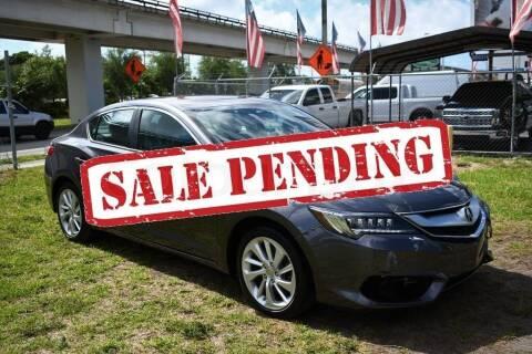 2017 Acura ILX for sale at STS Automotive - Miami, FL in Miami FL