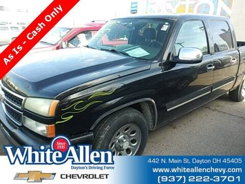 2007 Chevrolet Silverado 1500 Classic for sale at WHITE-ALLEN CHEVROLET in Dayton OH