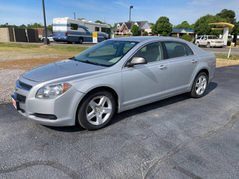 2011 Chevrolet Malibu for sale at McCully's Automotive - Under $10,000 in Benton KY