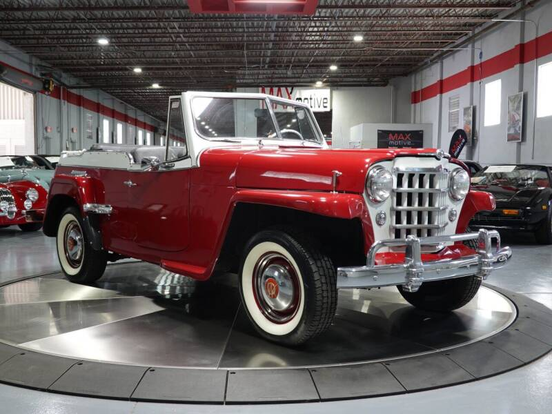 1950 Willys Jeepster for sale in Boca Raton, FL