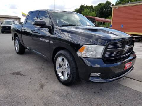 2011 RAM Ram Pickup 1500 for sale at JAVY AUTO SALES in Houston TX