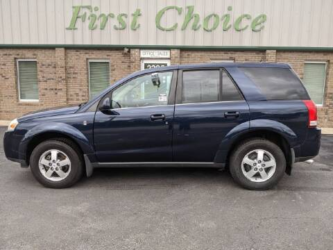 2007 Saturn Vue for sale at First Choice Auto in Greenville SC