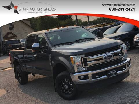 2017 Ford F-250 Super Duty for sale at Star Motor Sales in Downers Grove IL