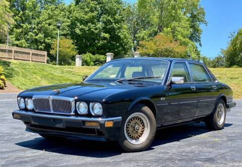 1988 Jaguar XJ-Series for sale at Sebar Inc. in Greensboro NC