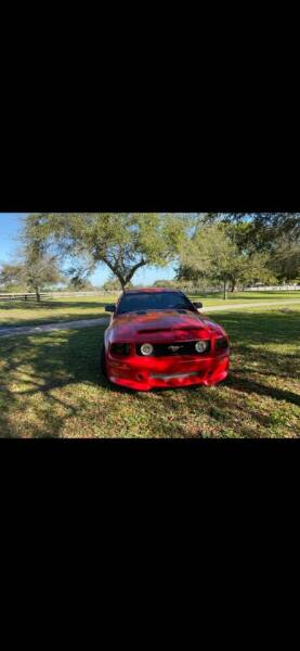 2007 Ford Mustang for sale at Auction Direct Plus in Miami FL