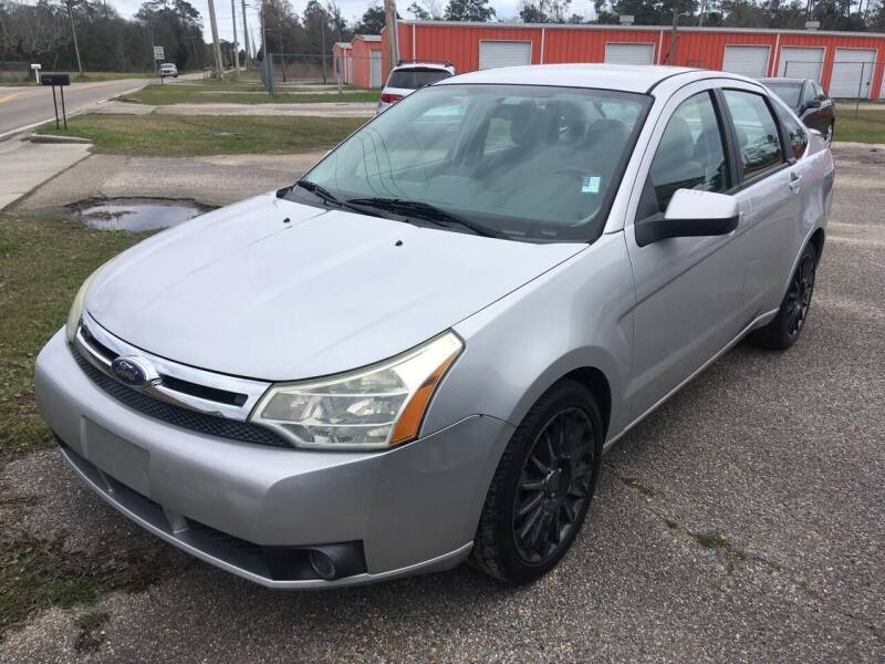 2009 Ford Focus for sale at Autofinders in Gulfport MS