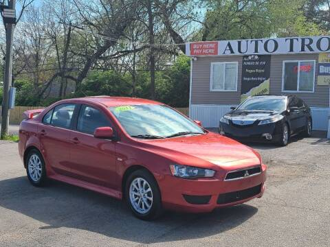 2011 Mitsubishi Lancer for sale at Auto Tronix in Lexington KY