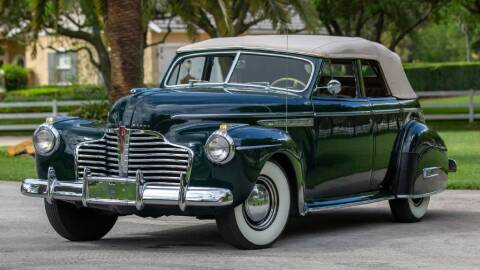 1941 Buick Roadmaster for sale at Hardy Automotive in Hollywood FL