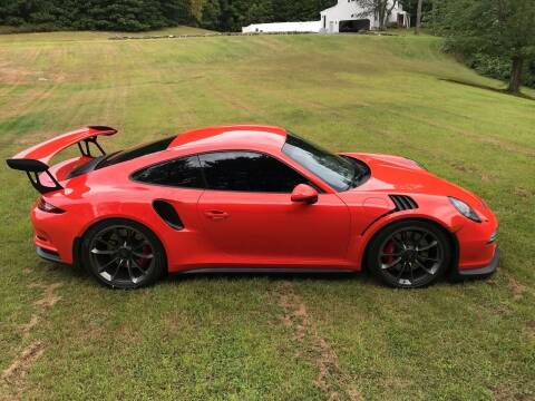 2016 Porsche 911 for sale at Cella  Motors LLC in Auburn NH