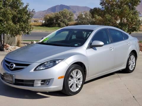2009 Mazda MAZDA6 for sale at FRESH TREAD AUTO LLC in Springville UT