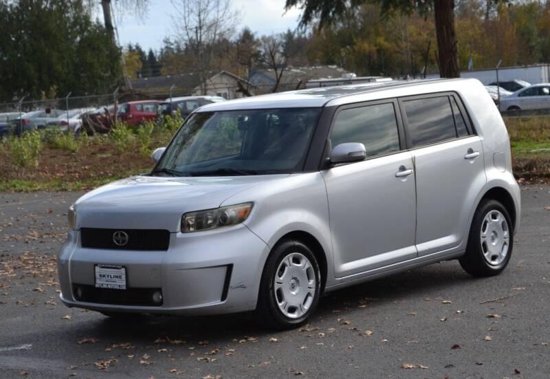 2009 Scion xB for sale at Skyline Motors Auto Sales in Tacoma WA