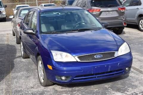 2006 Ford Focus for sale at BOB ROHRMAN FORT WAYNE TOYOTA in Fort Wayne IN