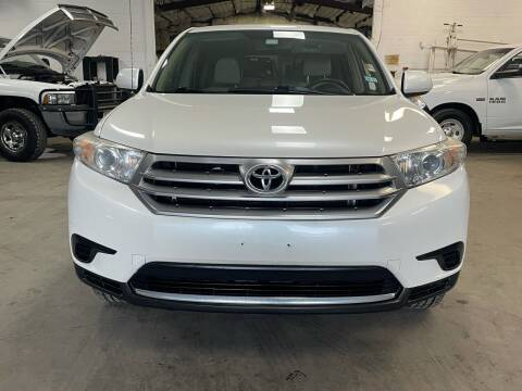 2011 Toyota Highlander for sale at Ricky Auto Sales in Houston TX