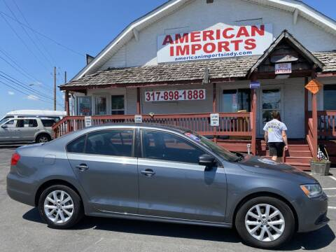 2011 Volkswagen Jetta for sale at American Imports INC in Indianapolis IN