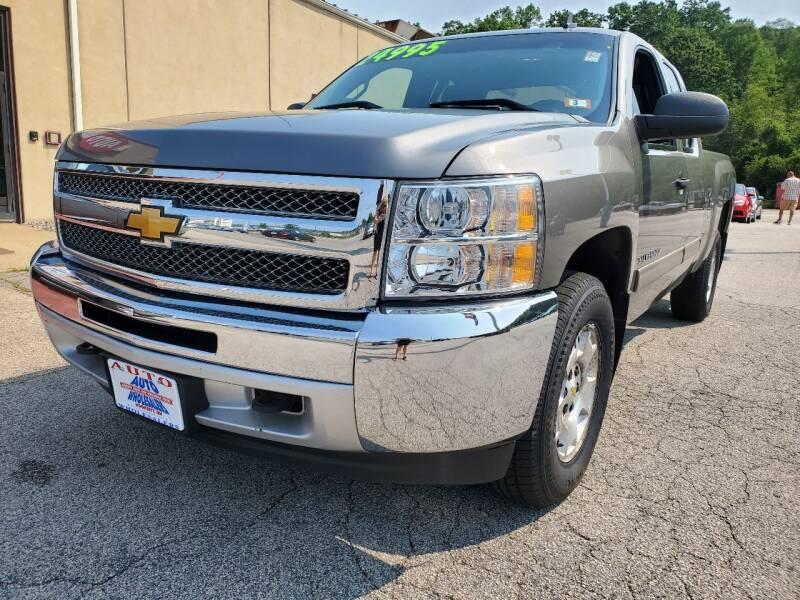 2013 Chevrolet Silverado 1500 for sale at Auto Wholesalers Of Hooksett in Hooksett NH