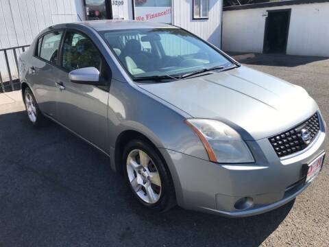 2008 Nissan Sentra for sale at J and H Auto Sales in Union Gap WA