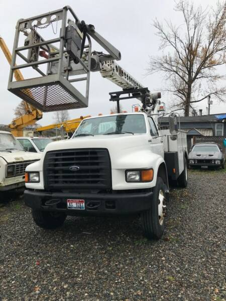 1998 Ford F-700 for sale at Royal Auto Sales, LLC in Algona WA
