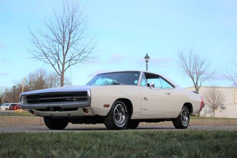 1970 Dodge Charger for sale at Great Lakes Classic Cars & Detail Shop in Hilton NY