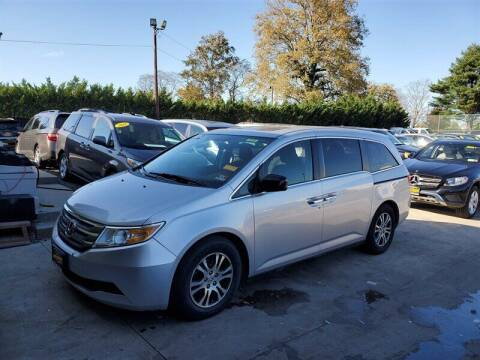 2013 Honda Odyssey for sale at Auto Exotica in Red Bank NJ