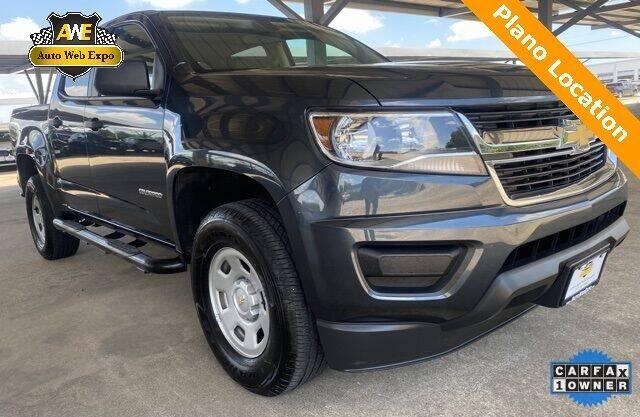 2019 Chevrolet Colorado for sale in Carrollton, TX