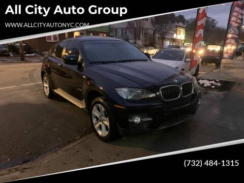 2008 BMW X6 for sale at All City Auto Group in Staten Island NY