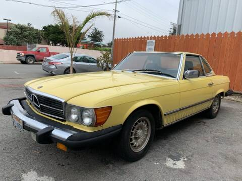 1981 Mercedes-Benz 380-Class for sale at Dodi Auto Sales in Monterey CA