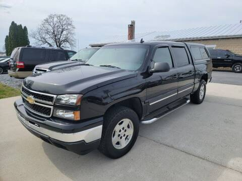 2006 Chevrolet Silverado 1500 for sale at Fortnas Used Cars in Jonestown PA