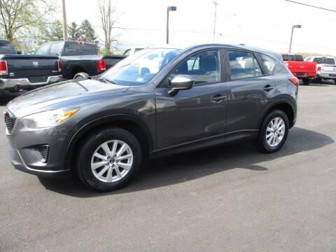 2014 Mazda CX-5 for sale at FINAL DRIVE AUTO SALES INC in Shippensburg PA