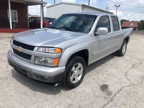 2012 Chevrolet Colorado for sale at Decatur 107 S Hwy 287 in Decatur TX