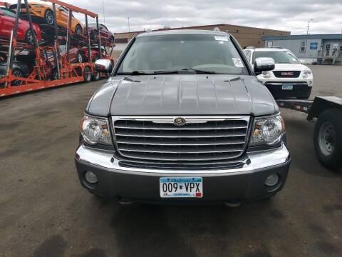 2008 Chrysler Aspen for sale at WB Auto Sales LLC in Barnum MN