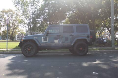 2014 Jeep Wrangler Unlimited for sale at Lexington Auto Club in Clifton NJ