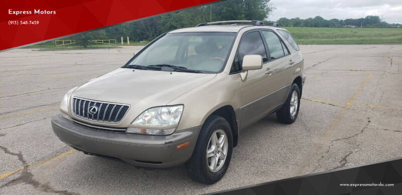 2001 Lexus RX 300 for sale in Grandview, MO