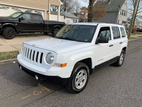 2016 Jeep Patriot for sale at Jordan Auto Group in Paterson NJ