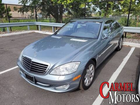 2008 Mercedes-Benz S-Class for sale at Carmel Motors in Indianapolis IN