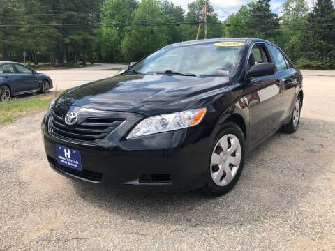 2009 Toyota Camry for sale at Hornes Auto Sales LLC in Epping NH
