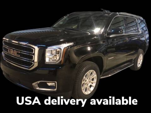2019 GMC Yukon for sale at T&D Cars in Holbrook MA