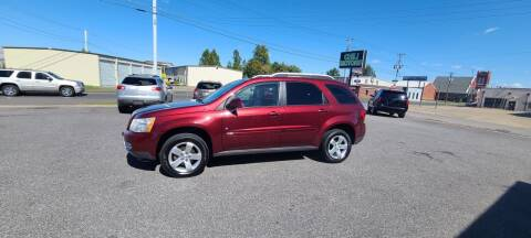 2007 Pontiac Torrent for sale at CHILI MOTORS in Mayfield KY