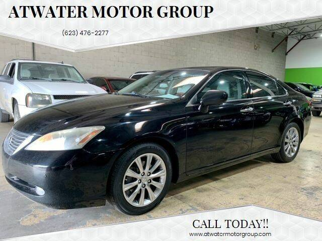 2007 Lexus ES 350 for sale at Atwater Motor Group in Phoenix AZ