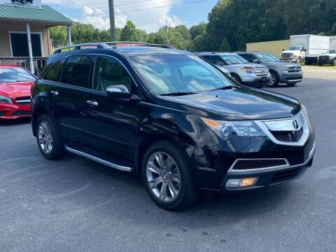 2011 Acura MDX for sale at Luxury Auto Innovations in Flowery Branch GA