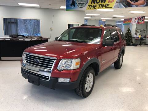 2007 Ford Explorer for sale at Grace Quality Cars in Phillipston MA