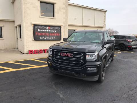 2017 GMC Sierra 1500 for sale at Diamond Motors in Pecatonica IL