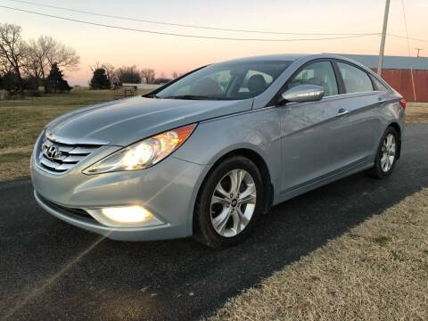 2011 Hyundai Sonata for sale at Champion Motorcars in Springdale AR
