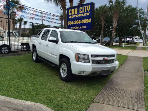 2007 Chevrolet Avalanche for sale at Car City Autoplex in Metairie LA
