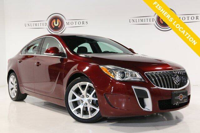 2017 Buick Regal for sale at Unlimited Motors in Fishers IN