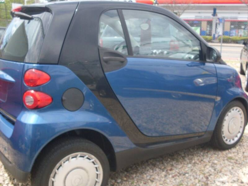 2008 Smart fortwo for sale at Flag Motors in Islip Terrace NY