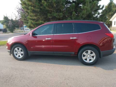 2010 Chevrolet Traverse for sale at Wolf's Auto Inc. in Great Falls MT