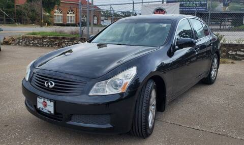 2007 Infiniti G35 for sale at MIDWEST MOTORSPORTS in Rock Island IL