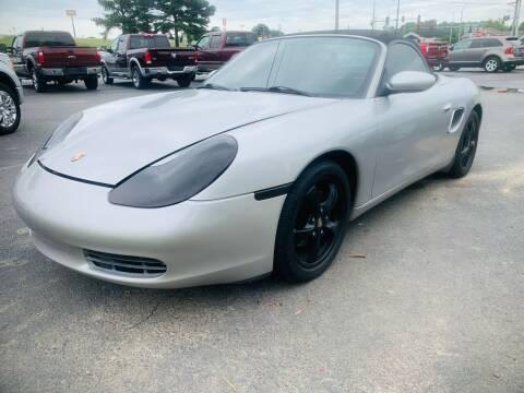 2002 Porsche Boxster for sale at BRYANT AUTO SALES in Bryant AR