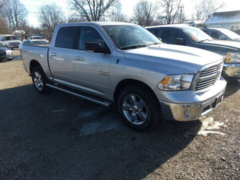 2018 RAM Ram Pickup 1500 for sale at Economy Motors in Muncie IN
