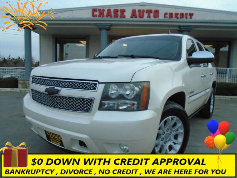 2008 Chevrolet Tahoe for sale at Chase Auto Credit in Oklahoma City OK
